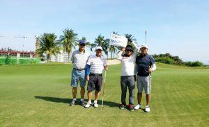 Golfer Dai Loan choi golf o Sealink Phan Thiet 300x183 1