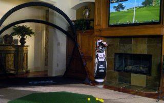 Golf trong nha – Optishot Golf 2