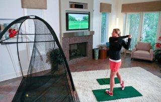 Golf trong nha – Optishot Golf 3