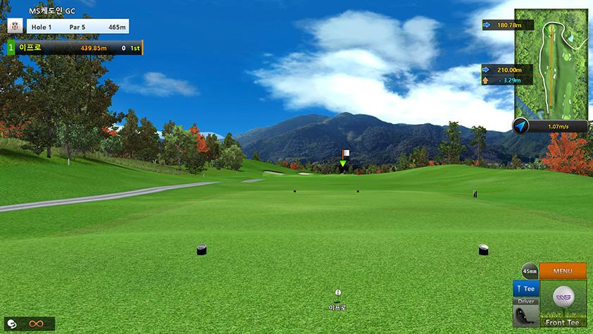 ms golf phan mem