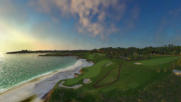 fsx golf courses