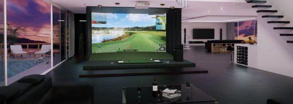 phòng golf cơ bản