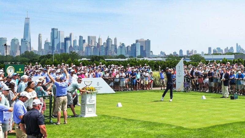 giai golf the northern trust