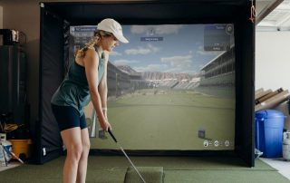 golf trong nhà skytrak3