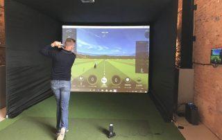 golf trong nhà skytrak6