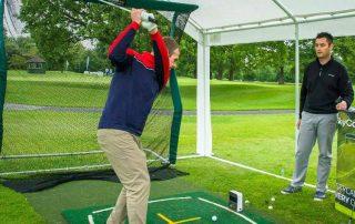 golf trong nhà skytrak7