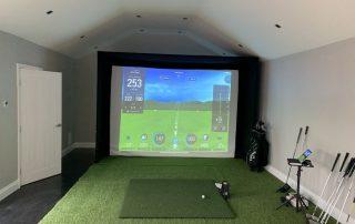 golf trong nhà skytrak8