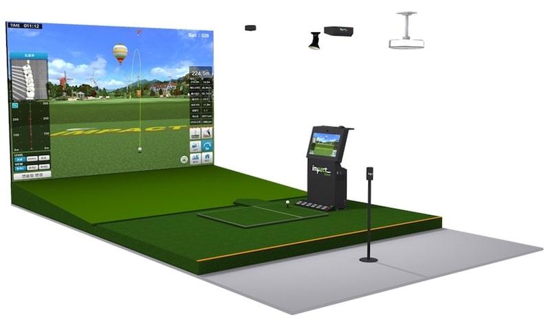 impact golf 3d tot nhat 2021