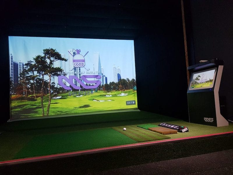 ms golf screen golf tot nhat 2021