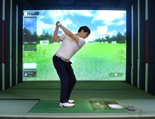 Indoor golf – Xu hướng tập golf mới?